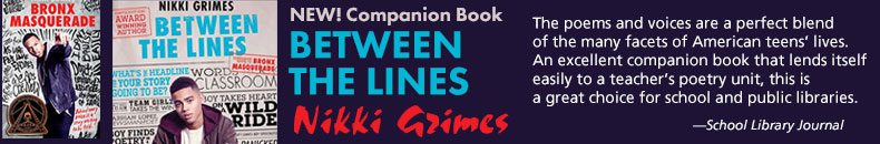 Between the Lines by Nikki Grimes