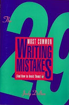 29 Most Common Writing Mistakes and How to Avoid Them