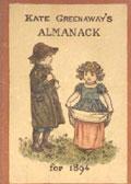 Kate Greenaway's Almanack
