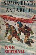 Simon Black in the Antarctic