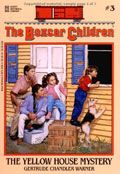 Boxcar Children Yellow House Mystery