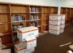 Jane Addams Middle School library