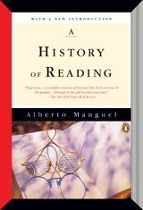 A History of Reading cover