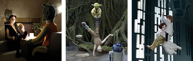 Star Wars Epic Felt