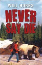 Never Say Die cover