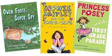 Owen Foote, Sophie Hartley, Princess Posey