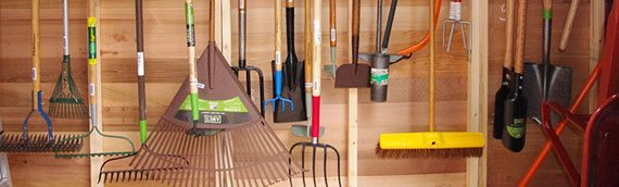 gardening tools library