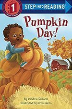 Pumpkin Day by Candice Ransom and illustrated by Erika Meza