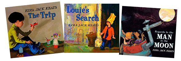 The Trip, Louie's Search, Regards to the Man in the Moon