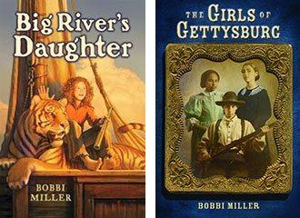 Big River's Daughter Girls of Gettysburg