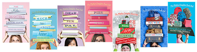 Mother Daughter Book Club Series