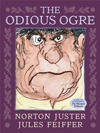 The odious ogre image cover