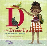D is for Dress-Up