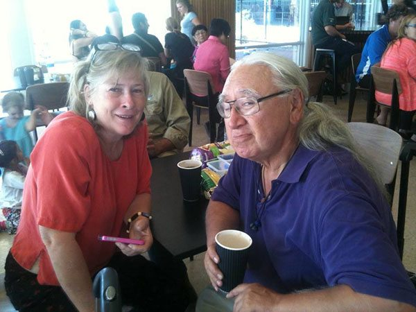Debby Dahl Edwardson and George Edwardson