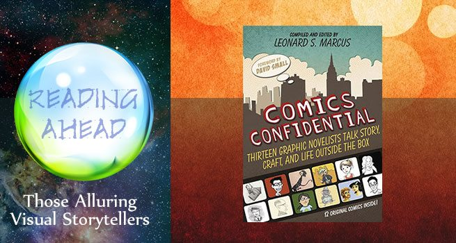 Reading Ahead Comics Confidential
