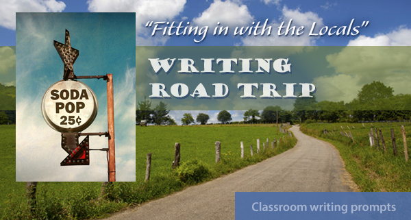 Writing Road Trip by Lisa Bullard