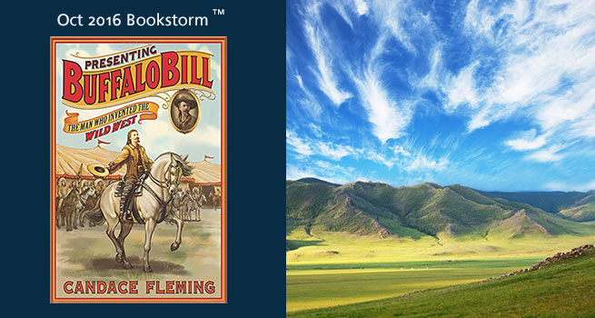 Bookstorm Presenting Buffalo Bill