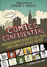 Comics Confidential