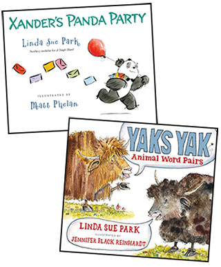 Xander's Panda Party and Yaks Yak
