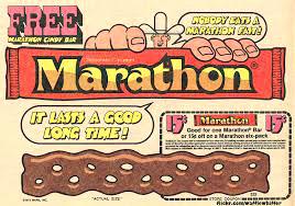 Marathon candy bar