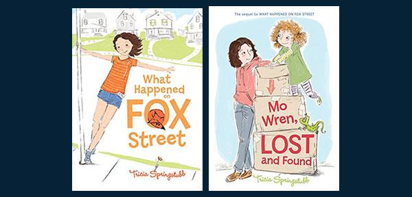 Mo Wren books