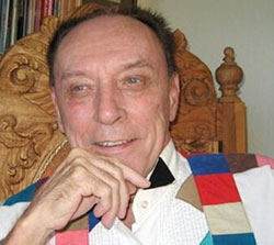 Lee Bennett Hopkins