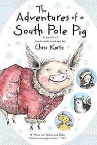 Adventures of a South Pole Pig