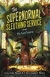 Supernatural Sleuthing Service