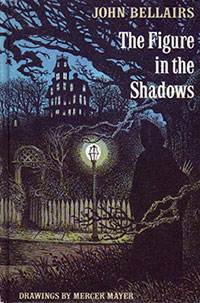 The Figure in the Shadows John Bellairs
