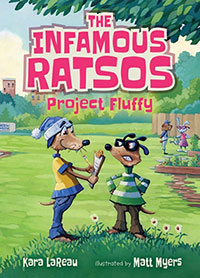 The Infamous Ratsos: Project Fluffy