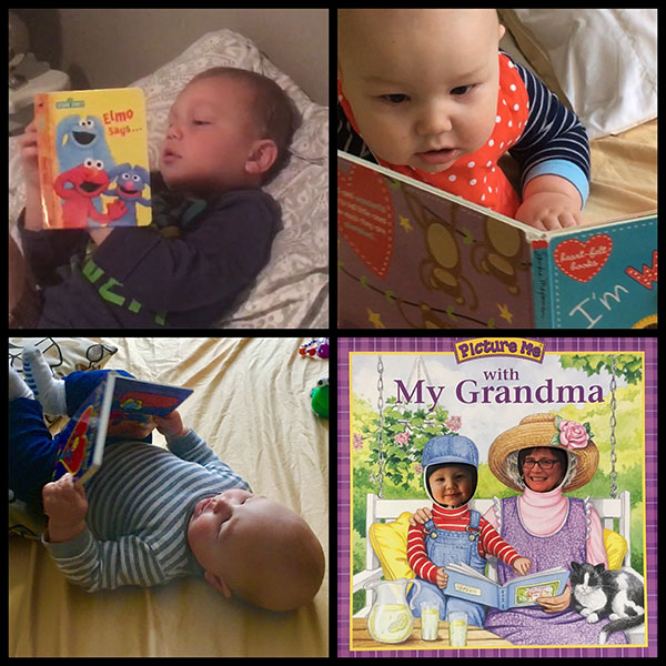 Grandbaby No. 1