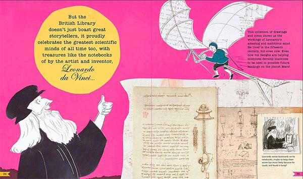 Books Books Books da Vinci