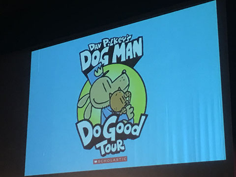 Dav Pilkey's Do Good Tour