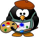 penguin artist