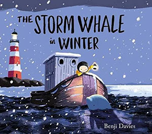Storm Whale in Winter