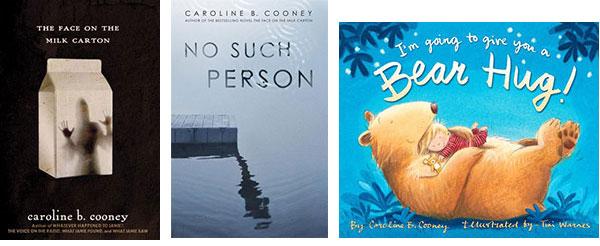 Caroline Cooney's books