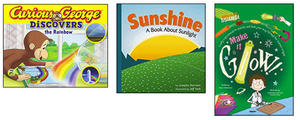 Books about sunlight