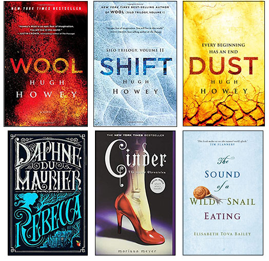 six recommended books