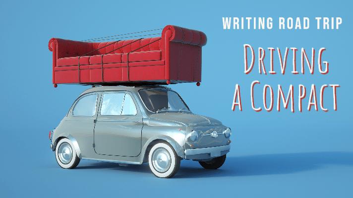 Writing Road Trip   Driving a Compact   Lisa Bullard
