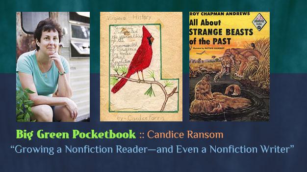 Raising a Nonfiction Reader and Even a Writer