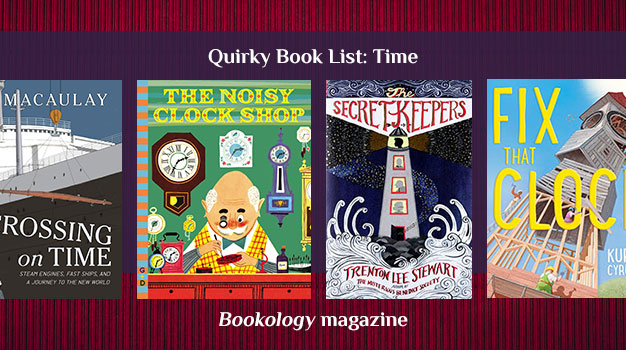Quirky Booklist Time