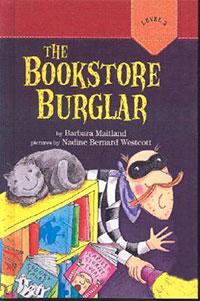 Bookstore Burglar