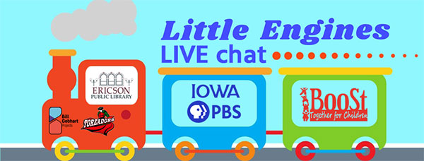 Little Engines Live Chat