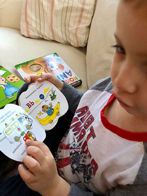 Richard Scarry Cars and Trucks from A to Z