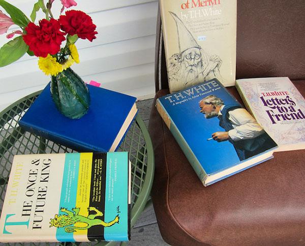 T.H. White Books