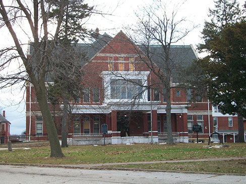 Iowa Soldiers' Orphans Home