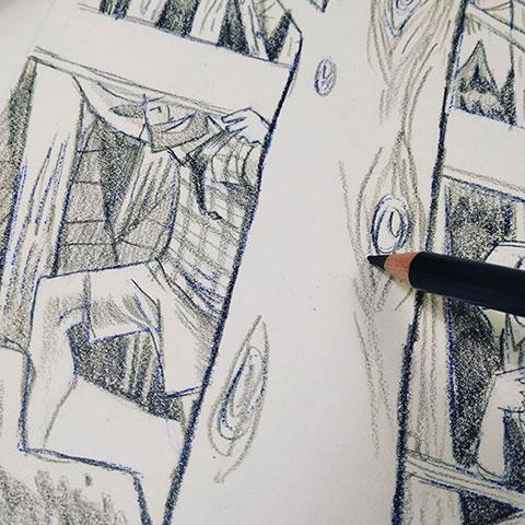 Faber Castell Polychromos Schwartz Black