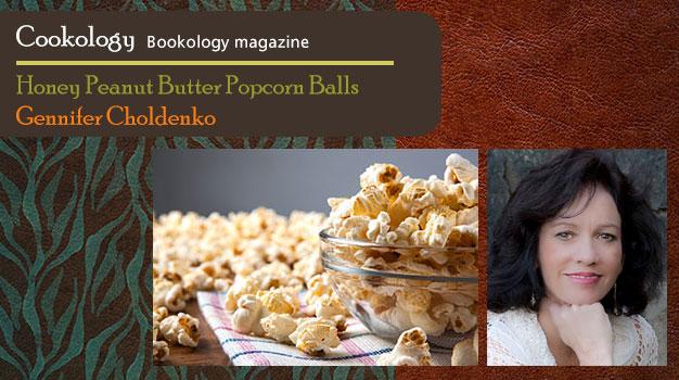 Gennifer Choldenko Popcorn Balls