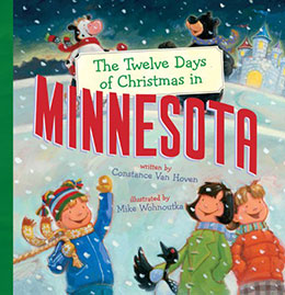 Twelve Days of Christmas in Minnesota