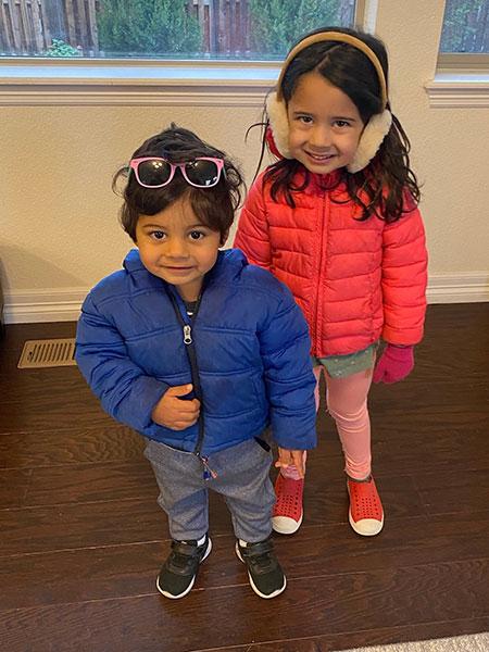 Nikhil and Priya